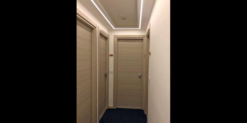 Hotelska protupožarna vrata