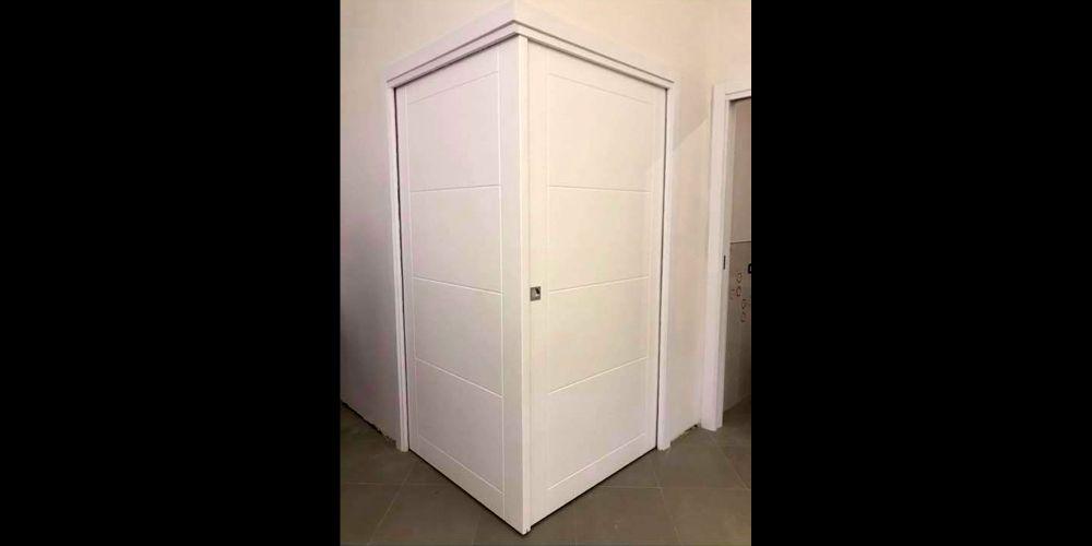 Kutna klizna vrata